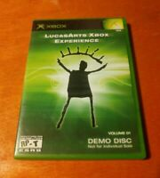LucasArts XBOX experience volume 01 Microsoft XBOX