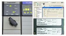 Allen Bradley 1756 L1a And 1756 M1a Controllogix 5550 Series A Frn1228