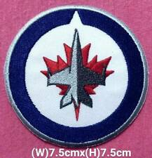 Winnipeg jets 3inch  Hockey NHL Sport Logo Patch for iron,sewing on clothes
