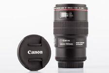 Canon EF 100mm 2,8 L IS II USM macro SHP 67602