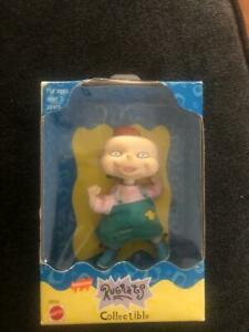 BRAND NEW SEALED Rugrats Collectible Phil Mattel Figure Nickelodeon 1997 RARE