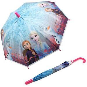 Children's POE Umbrella Disney / Character - Frozen Elsa Anna Olaf