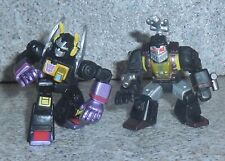 Transformers Robot Heroes Kickback Bombón Figuras Rotf Revenge Of The Caído