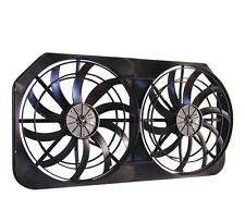 "MaraDyne MM22KX Mach Two Extreme HD Dual Electric Fans Kit 16"" 225w 4320 CFM"