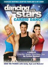 DVD - Exercise & Fitness - Dancing with the Stars: Cardio Dance - Samba -Cha-Cha