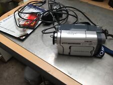 Sony Handycam Digital 8 DCR-TRV265E Camcorder