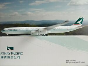 Herpa Wings 1:500 Cathay Pacific Airbus A340-600 B-HOB world-of-wings