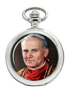 Pope John-Paul II Pocket Watch