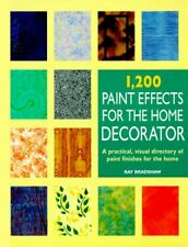 1,200 Paint Effects for the Home Decorator