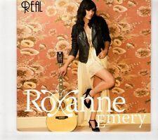 (GT231) Roxanne Emery, Real - 2010 DJ CD