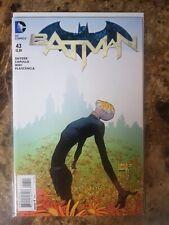 Batman #43 - New 52 - DC Comics  - NM