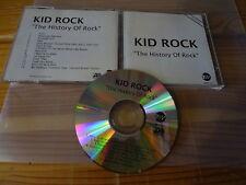 KID ROCK - THE HISTORY OF ROCK / ADVANCE-ALBUM-CD MINT-