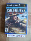 ELDORADODUJEU >>> CALL OF DUTY 2 BIG RED ONE Pour PLAYSTATION 2 PS2 VF SANS NOTI