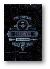 Banshees: Cards for Throwing - Wurfkarten Spielkarten Poker Size