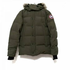 Secondhand Canada Goose Down Jacket Long Sleeves/Winter Ghana