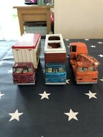 **PLAYED WITH** Scammel Lorry Collection By Matchbox Lesney
