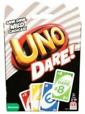 Mattel Games UNO Dare Card Game BRAND NEW SEALED