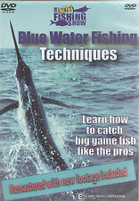 The Fishing Show - Blue Water Game Fishing Techniques (DVD, 2009)