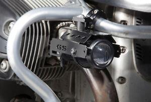 BMW R1100GS/R1150GS Hella fog lights kit with crash bar brackets