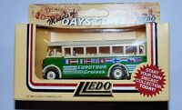LLEDO DAYS GONE Eurotour Cruises Coach Diecast Model Bus