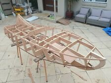 Kids wooden boat plans. Build 1/2 scale timber boat