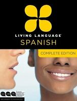 Living Language Spanish, Complete Edition: Beginner to Advanced (0307478599)