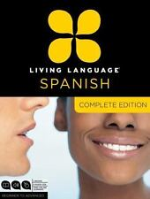 Complete: Living Language Spanish by Living Language Staff (2011, Mixed Media, U