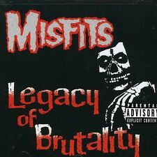 Misfits - Legacy of Brutality [New CD]