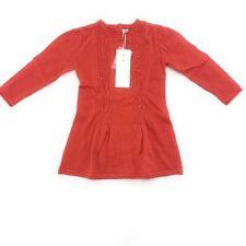Tartine et Chocolat Girls Long Sleeve 18 month Dress Nwt $99