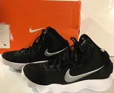41a1470a8b6a NIKE HYPERDUNK Basketball Shoe Men s 5.5 Wmn s 7 EUR 38 - Black Silver  897813