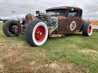 1930 Ford Model A  1930 Ford Model A Hot Rod Rat Rod Firefighter First Responder