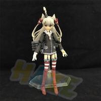 Anime Kantai Collection Figma 240 Amatsukaze KanColle PVC Figura Modelo 15cm