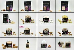 Sticky Baits Manilla Boilies, Pellets, Pop Ups, Wafters, Glug *Full Range* NEW