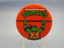 "VINTAGE...""TEENAGE MUTANT NINJA TURTLES""  PINBACK BUTTON  ""L@@K"""