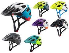 Cratoni Allset Fahrradhelm MTB mit Visier Damen Herren AllMountain Allround Helm