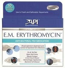 API EM Erythromycin Powder Aquarium Bacterial Fish Treatment E.M. Powder