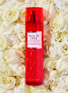 NEW 1 BATH BODY WORKS YOU ARE THE ONE BODY MIST WOMEN FINE FRAGRANCE SPRAY 8 OZ