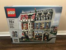 LEGO Creator Pet Shop (10218) - RETIRED SET