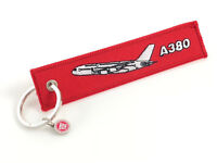 REMOVE BEFORE FLIGHT Airbus A380