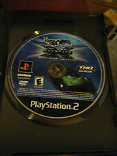 Hot Wheels: Velocity X -- Maximum Justice (Sony PlayStation 2, 2002) - Game Only