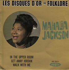 45TRS VINYL 7''/ FRENCH EP VOGUE DISQUES D'OR / MAHALIA JACKSON
