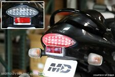 1999-2007 Suzuki Hayabusa 03-06 Katana SEQUENTIAL Signal LED Tail Light CLEAR