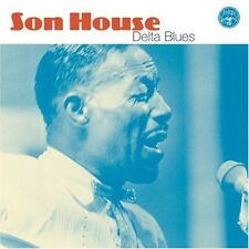 Delta Blues - Son House (2003, CD NEUF)