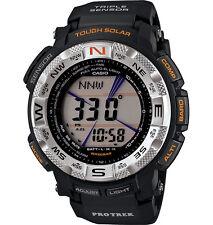 Casio PRG260-1 Men's Protrek Tough Solar Triple Sensor Direct One Touch Watch