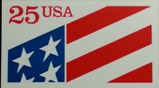 1990 25c ATM Self Adhesive, Plastic Stamp Scott 2475 Mint F/VF NH