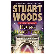 Stone Barrington Novel: Doing Hard Time by Stuart Woods, Hardcover, Large Print