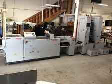 Standard Horizon Vac 100 Collator Spf 200 Bookletmaker St 40 Stacker