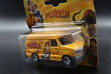 Majorette Véhicule Pinder Camion Miniature - Rouge