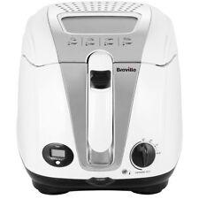 Breville VDF108 Easy Clean Digital Fryer White New from AO