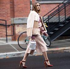 Traumhafte Zara Jacke Faux Fur Patchwork Gr.L 40 Neu Blogger